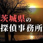 茨城県でおすすめの浮気・不倫調査の探偵事務所