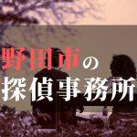 野田市でおすすめの浮気調査・不倫調査の探偵事務所